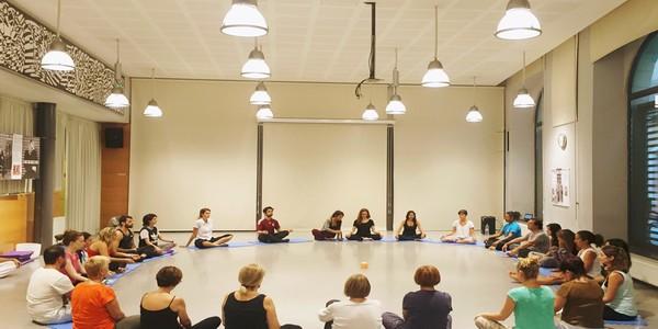 grupo regular de terapia corporal integrativa
